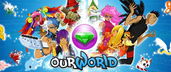 OurWorld - Play this fun and exciting virtual world game that's full of multiple ways to enjoy yourself.