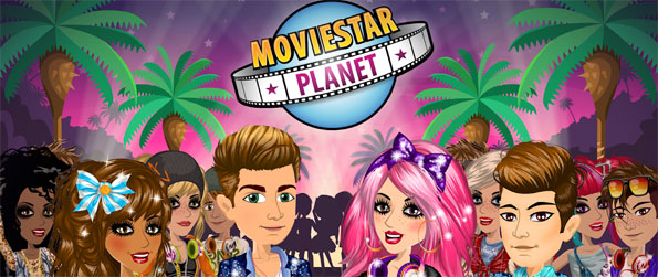 Movie Star Planet - Create your own movies and cast your friends in them, design fashionable clothes, decorate your home, play fun mini-games, and make new friends in Movie Star Planet!