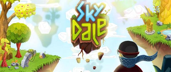Sky Dale - Go on an exciting adventure on a mysterious island in the sky in Sky Dale!