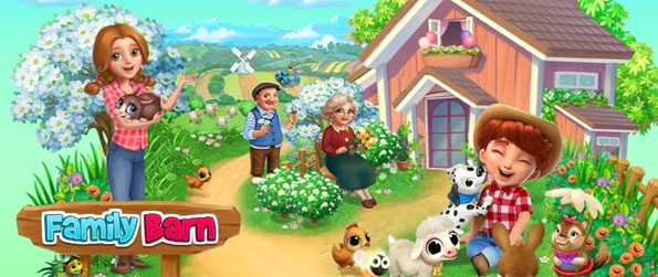 Family Barn - Enjoy this splendid farming game that goes above and beyond to provide players with an addictive experience.